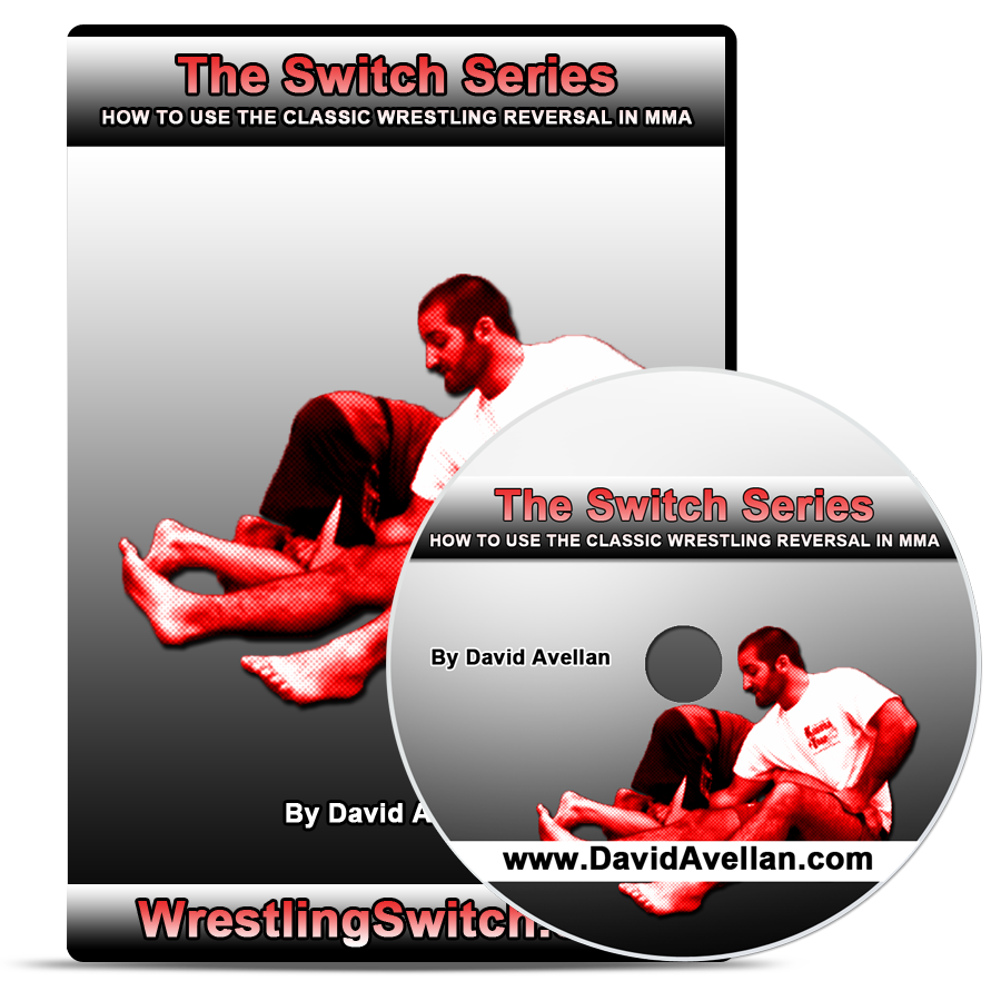 wrestling switch dvd